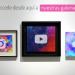 Galerías de foto y video
